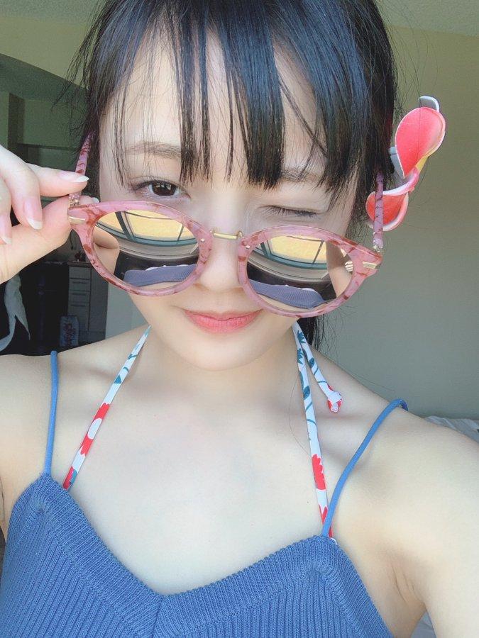 安藤咲桜 水着画像